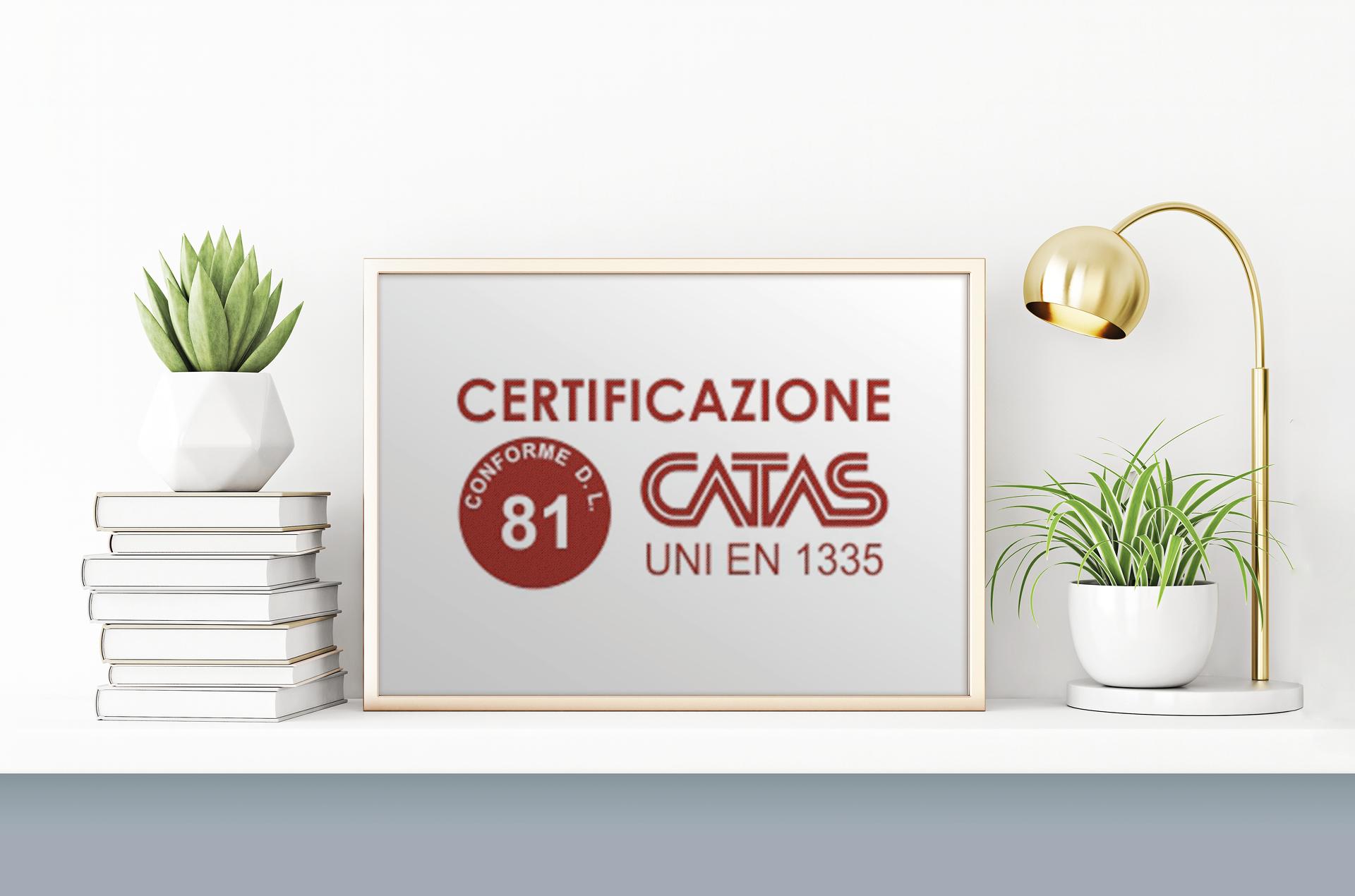 La nuova Certificazione EN 1335-1:2020
