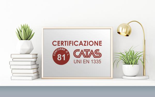 The new EN 1335-1:2020 certification