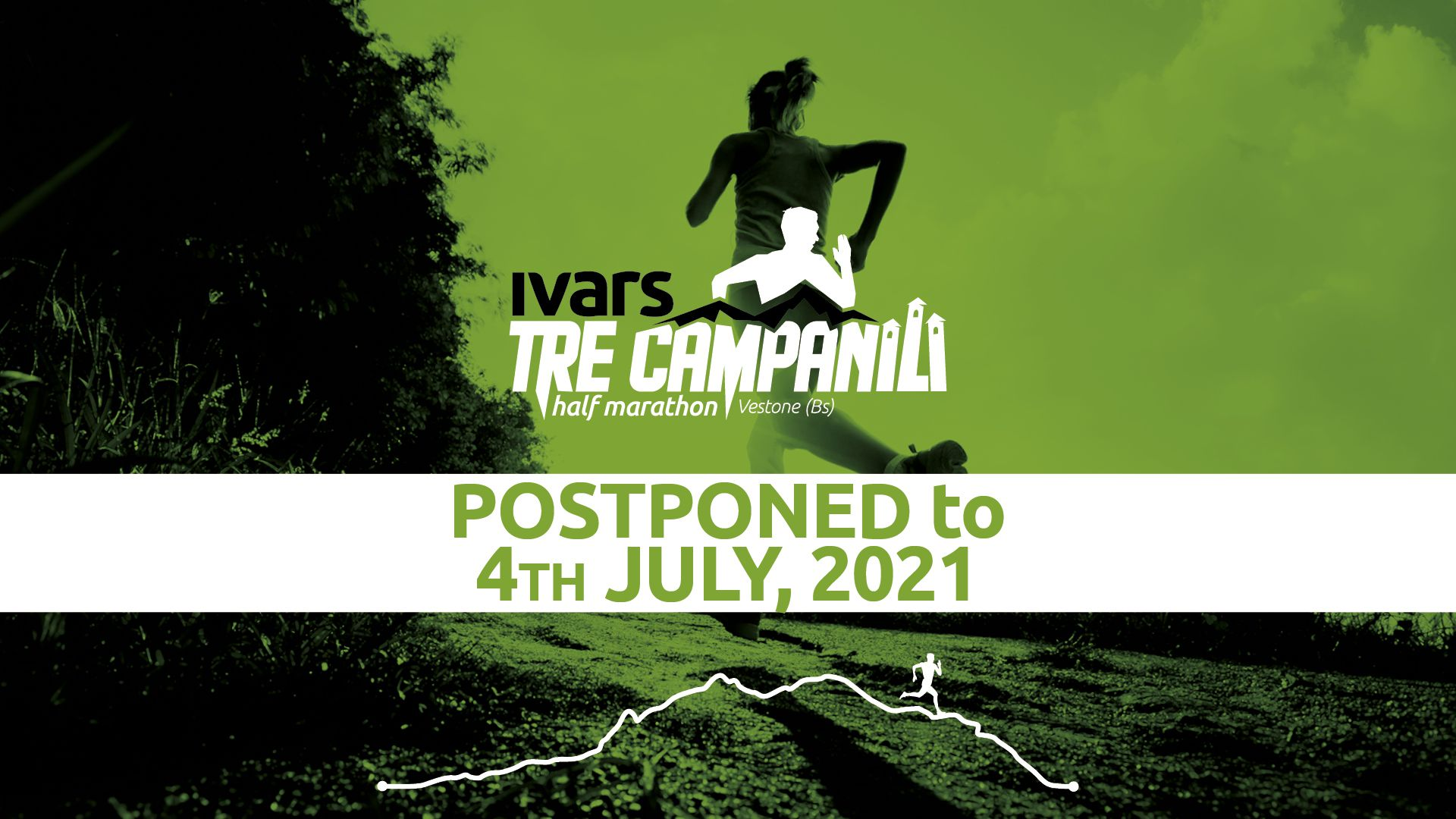 IVARS TRE CAMPANILI postponed until 4 July 2021